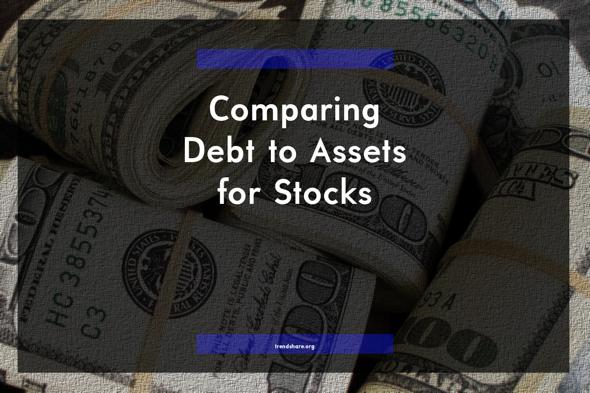 Comparing Debt to Assets for Stocks