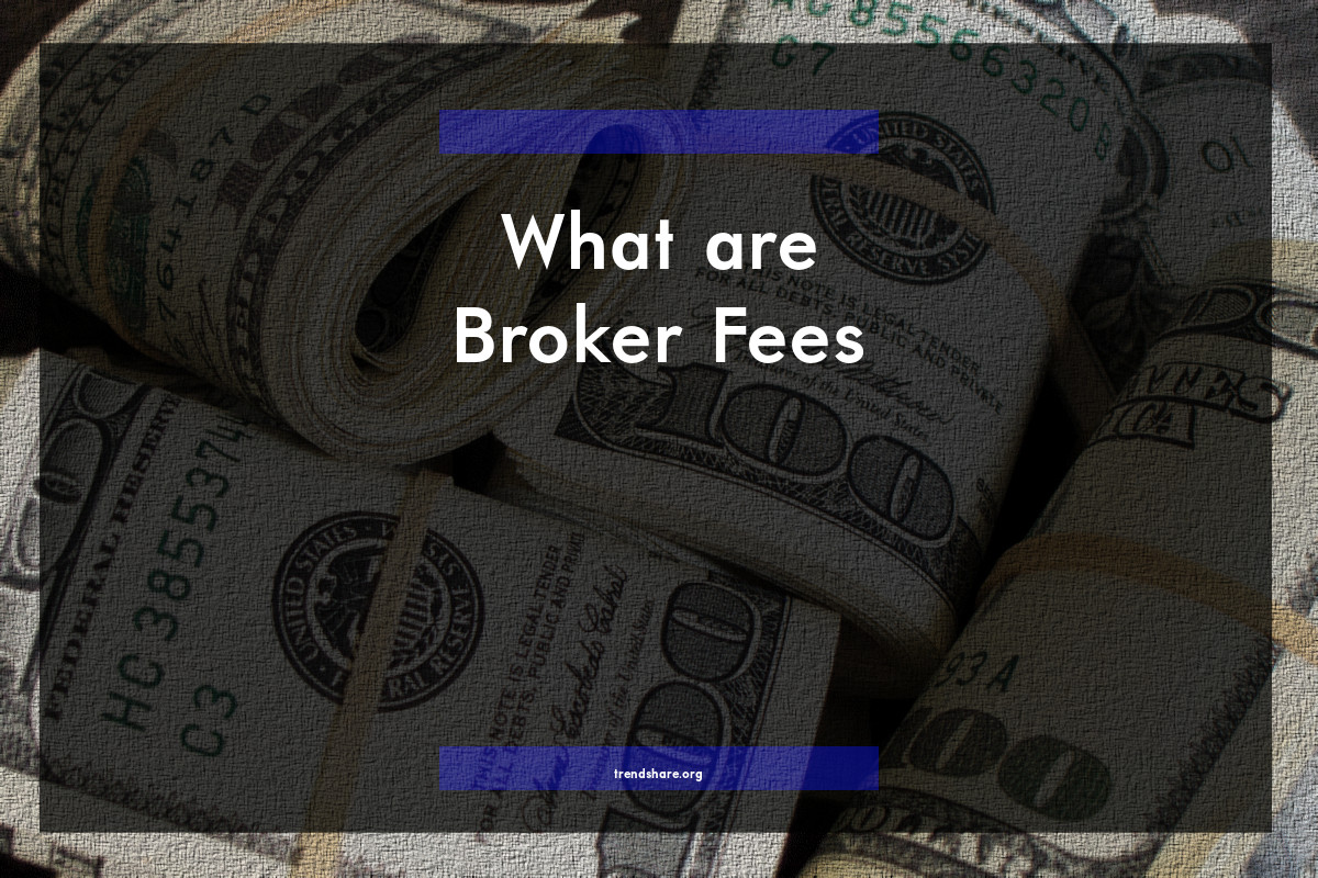 What are Broker Fees (and how to pay less)?