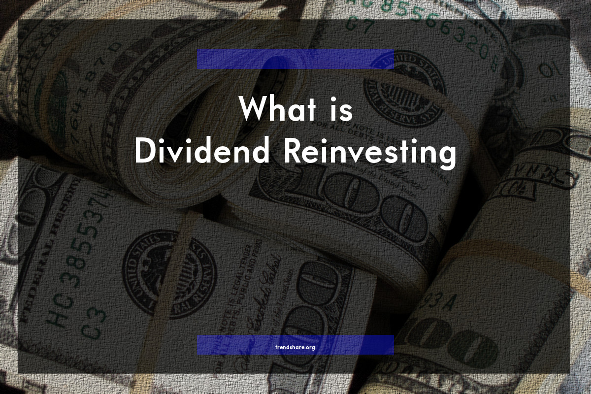 What is Dividend Reinvesting?