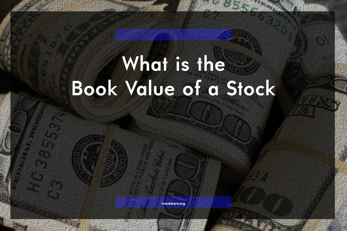 What is the Book Value of a Stock?
