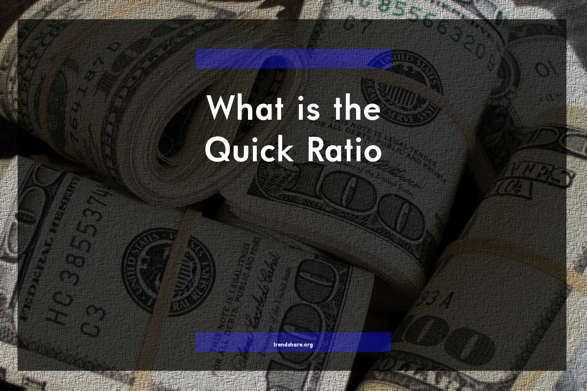 What is the Quick Ratio?